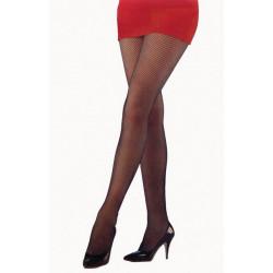 Collants résille noir femme L-XL Accessoires de fête 842507531