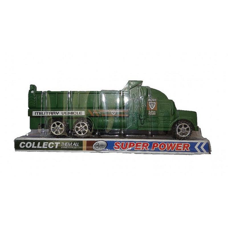 Camion de l'armée 22 cm kermesse Jouets et articles kermesse 6449