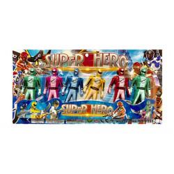 Lot 6 figurines super héros Jouets et articles kermesse 8115