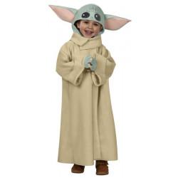 Déguisement Yoda StarWars™ bébé 2-3 ans Déguisements ST-702474TOD