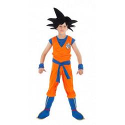 Déguisement Goku Saiyan Dragon Ball Z™ enfant Déguisements C43691-