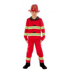 Déguisement pompier américain garçon Déguisements C4485116-