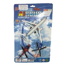 Avion et 2 hélicoptères jouet kermesse Jouets et articles kermesse 7644