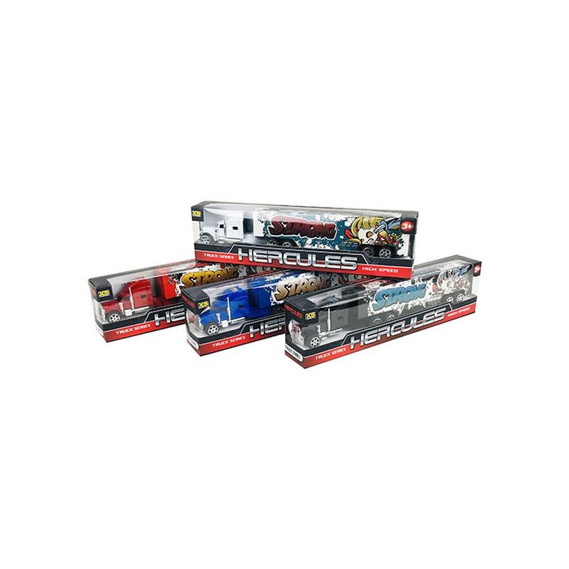 Camion semi-remorque 26 cm Jouets et articles kermesse 70239TOYS