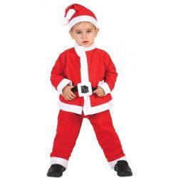 Déguisements, Déguisement père Noël garçon 4-6 ans, 24260, 8,90€