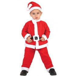Déguisement père Noël garçon 9-13 ans Déguisements 24262