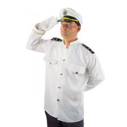 Déguisement capitaine homme taille unique Déguisements 17229