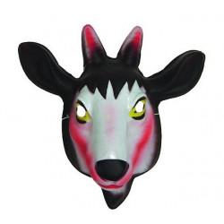 Masque plastique chèvre enfant Accessoires de fête 74640