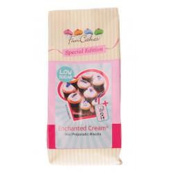 Mix crème enchantée allégée en sucre 400 g FunCakes Cake Design 76078