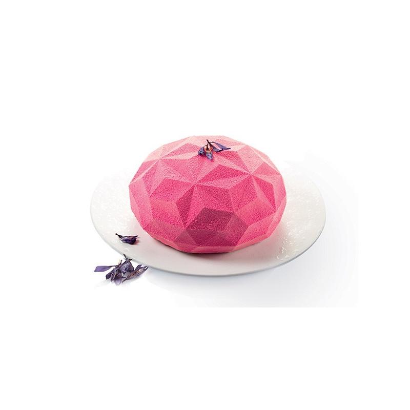 Moule silicone 3D Gemma Silikomart Cake Design 20.374.13.0065