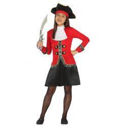 Déguisements, Déguisement pirate fille 7-9 ans, 24404, 24,50€