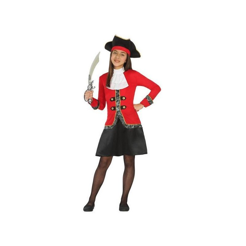 Déguisement pirate fille 7-9 ans Déguisements 24404