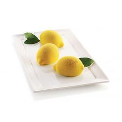 Moule silicone 3D 6 mini citrons Silikomart Cake Design 26.261.13.0065