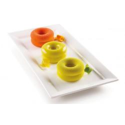 Moule silicone 3D Mini arena Silikomart Cake Design 26.303.13.0065