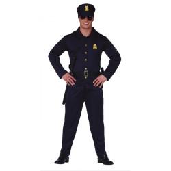 Déguisement policier homme Déguisements 84643-