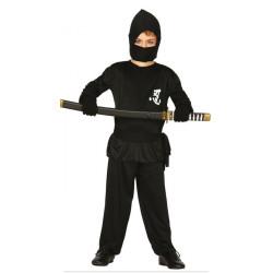Déguisement Ninja enfant 3-4 ans Déguisements 77320