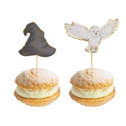 Pics à cocktail apprenti sorcier x 10 Cake Design 913303