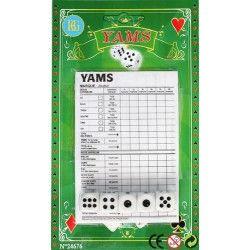 Jouets et kermesse, Jeu de yams, 24676, 1,09€