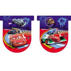 Guirlande plastique Cars 2 dimension 3 mètres Déco festive 92118