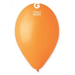 Sachet 10 ballons latex standard 30 cm orange Déco festive 302486
