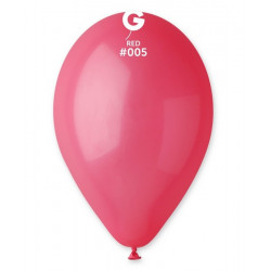 Sachet 10 ballons latex standard 30 cm rouge Déco festive 321821