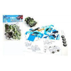 Puzzle voiture 21 pièces vendu par 48 Jouets et articles kermesse 24782-LOT