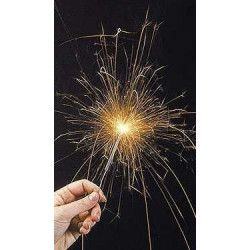 Déco festive, 8 cierges magiques 45 cm, 25009, 4,90€