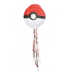 Pinata à tirer Pokémon Ball Déco festive 9903153
