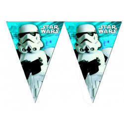 Guirlande fanions StarWars Final Battle Déco festive LSTA84168