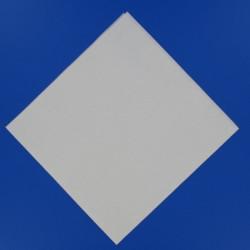 Serviettes papier x 50 blanches 40x40cm Déco festive S70044BL