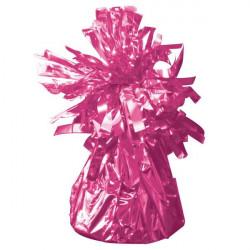 Poids pour ballon hélium magenta 170 g Déco festive 04956