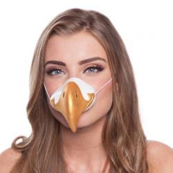 Masque bec d'aigle Accessoires de fête 62054