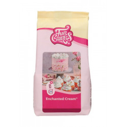 Mix crème enchantée 450 g FunCakes Cake Design F10130