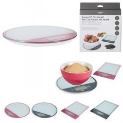 Balance culinaire électronique en verre Cake Design KU6096