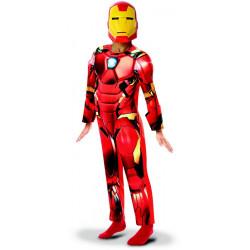 Déguisement luxe Iron Man™ Série Animée garçon Déguisements I-641450-