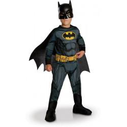 Déguisement Batman Noir™ garçon 8-10 ans Déguisements I-630856L