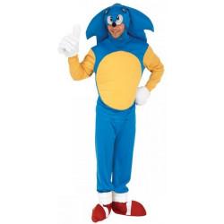 Déguisement luxe Sonic™ homme Déguisements I-888816-