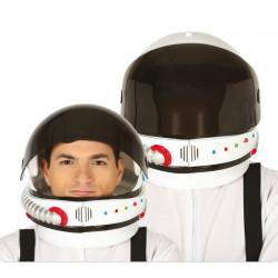 Casque d'astronaute adulte Accessoires de fête 13598
