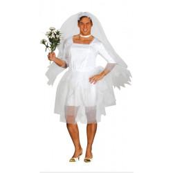 Déguisement robe marié homme Déguisements 84948-