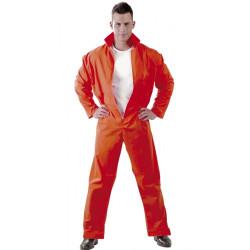 Déguisement prisonnier américain US homme taille M Déguisements 84688