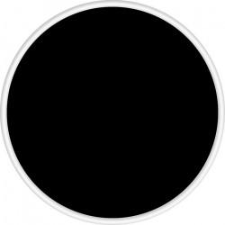 Pastille de recharge Aquacolor 4 ml Noir foncé Accessoires de fête 01100-DEEP BLACK
