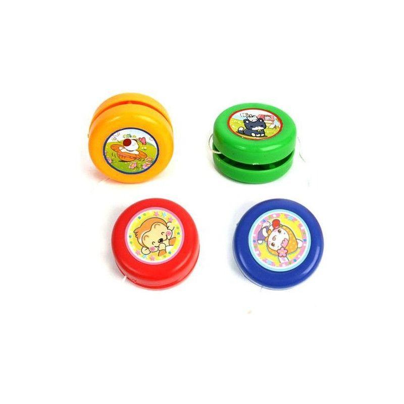 Yoyo 3.5 cm kermesse vendu par 48 Jouets et articles kermesse 25819-LOT