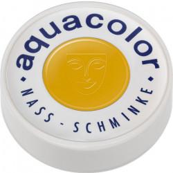 Fard Aquacolor 30 ml Jaune Accessoires de fête 01102-509