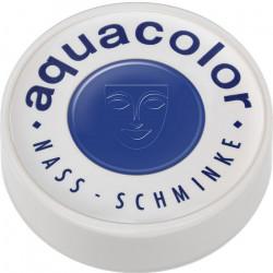 Fard Aquacolor 30 ml Bleu marine Accessoires de fête 01102-510