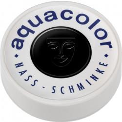 Fard Aquacolor 30 ml Noir foncé Accessoires de fête 01102-DEEP BLACK