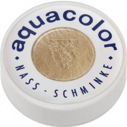 Fard Aquacolor 30 ml Or métallisé Accessoires de fête 01112-GOLD