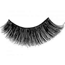 Faux-cils Stage noirs Accessoires de fête 09370-B5