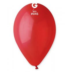 Sachet 10 ballons latex standard 30 cm rouge foncé Déco festive 302493