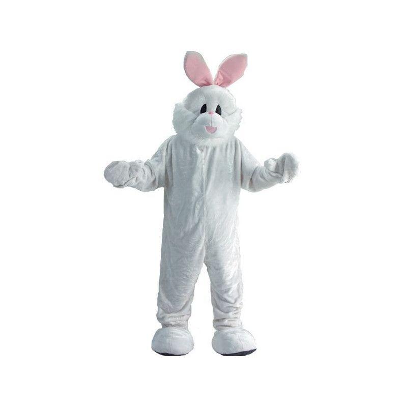 Déguisement mascotte lapin blanc adulte Déguisements 25901