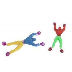 Figurine acrobate Ninja collant vendue par 48 Jouets et articles kermesse 87033